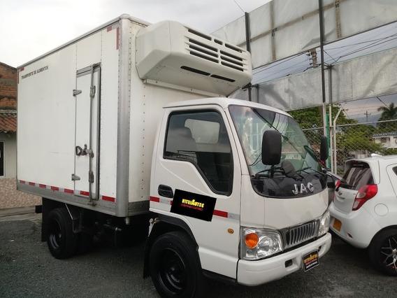 Camion Jac 1035k Termoking 2012 Perfecto Estado