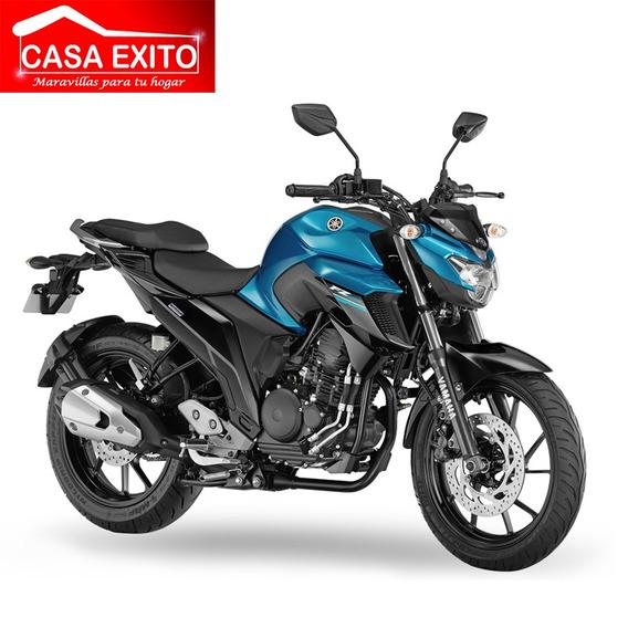 Moto Yamaha Fz25 Año 2018 250cc Az/bl/ne