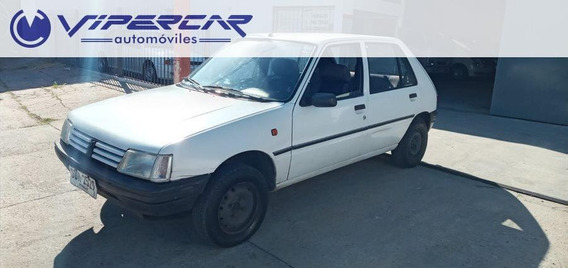 Peugeot 205 1000 Y Cuotas 1.1 1998 Impecable!