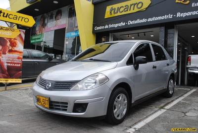 Nissan Tiida Tida Mio
