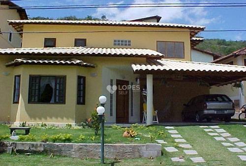 Imagem 1 de 30 de Casa Com 3 Quartos, 142 M² Por R$ 900.000 - Itaipu - Niterói/rj - Ca20246