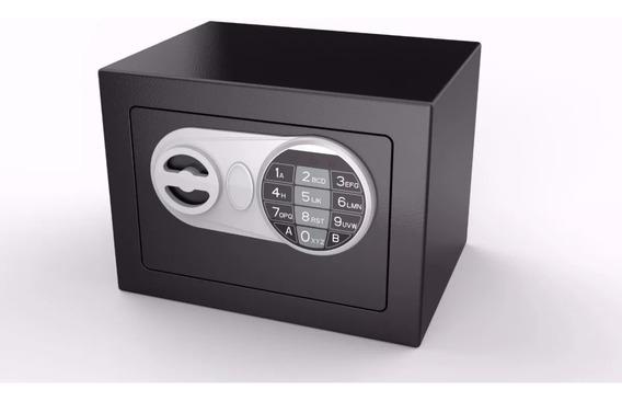 Caja Fuerte Seguridad Digital Electronica.17x23x17 Oferta!!!