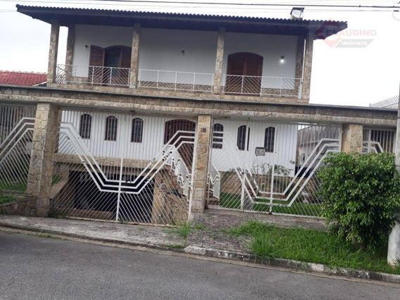 Casa Com 3 Dormitórios À Venda, 550 M² Por R$ 1.300.000 - Arujá - São Paulo/sp - Ca0866