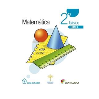 Santillana Casa Del Saber Matemática 2°