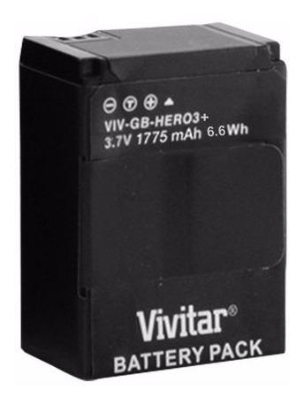 Bateria Vivitar Viv-gbhero3 Bateria Recarregável Equivalente