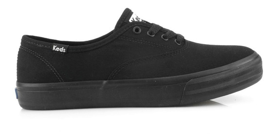 Tênis Keds Double Dutch Canvas Preto Kd244231
