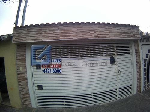 Venda Casa Santo Andre Jardim Cambui Ref: 139560 - 1033-1-139560