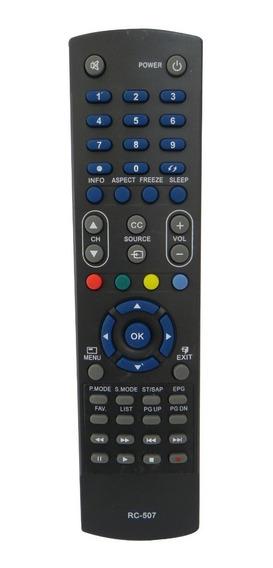 Controle Remoto Tv Cce Style Rc-507 D32 D36 D40 D42 D46 D50
