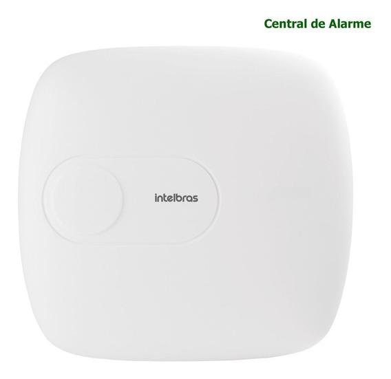 Central De Alarme Intelbras Monitorada Celular Amt 1016 Net