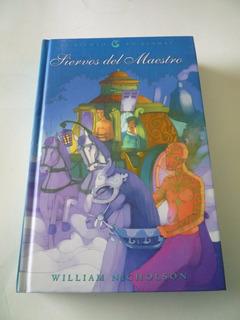Arg Libro El Viento En Llamas Siervos Del Maestro William