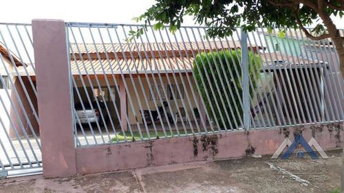 Imagem 1 de 7 de Casa Com 3 Dormitórios À Venda, 150 M² Por R$ 315.000,00 - Jardim Dos Alpes Ii - Londrina/pr - Ca1335