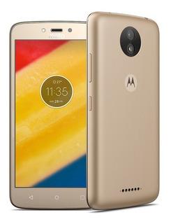 Celular Motorola Moto C Plus Dual Sim/qc/5 /8mp/4000mah