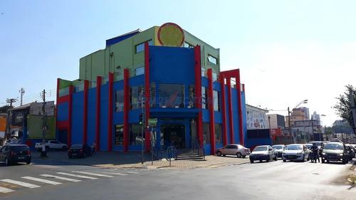 Imagem 1 de 9 de Prédio Á Venda E Para Aluguel Em Vila Itapura - Pr237590