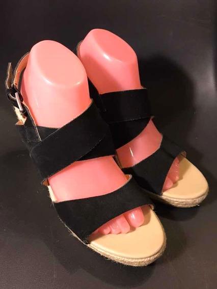 Zapato Nuevo Marca Dolce Vita Suede Tejido Dama Moda 6 Mex