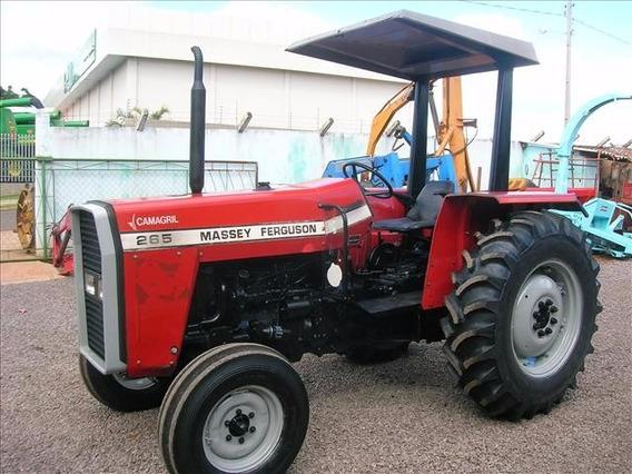 Mf 265 4x2 Ano 2000