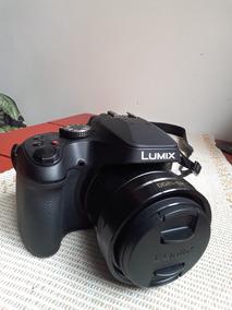 Câmera Fotográfica Profissional Panassonic Lumix Fz82