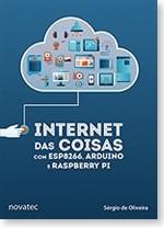 Livro Internet Das Coisas Com Esp8266 Arduino E Raspberry Pi