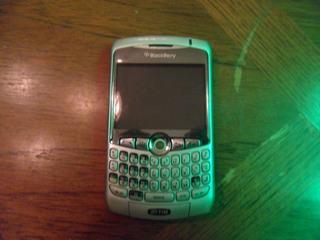 Celular Blackberry 8310 Operadora Tim Funcionando Perfeito