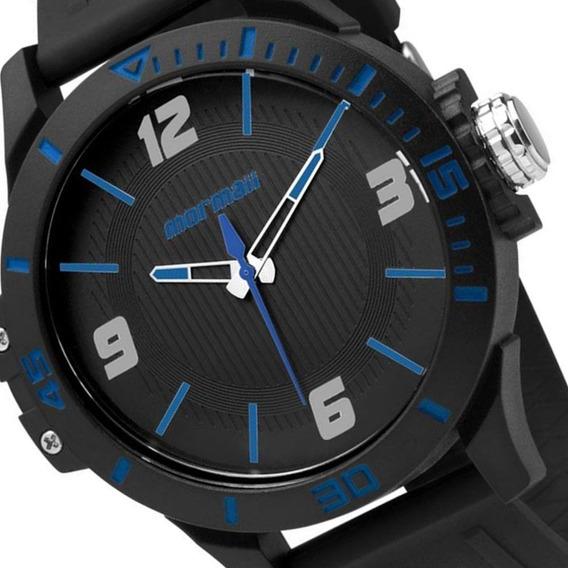 Relógio Masculino Mormaii Analógico Mo2035fl/8a Lançamento