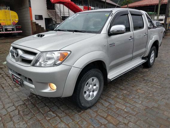 Toyota Hilux 3.0 Srv Cab. Dupla 4x4 Aut. 4p 2007