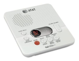 Sistema De Contestador De Llamadas Automático Para Tel Fijo