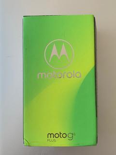 Smartphone Motorola Moto G6 Plus 64gb 4g Dualchip Tv Topázio