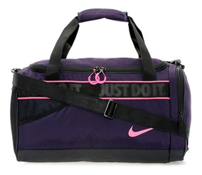 Bolsa Mala Nike Varsity Duffel Média Original Com Nf