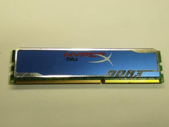 Memória 2gb Ddr3 1333mhz Kingston Hyper Blu Azul