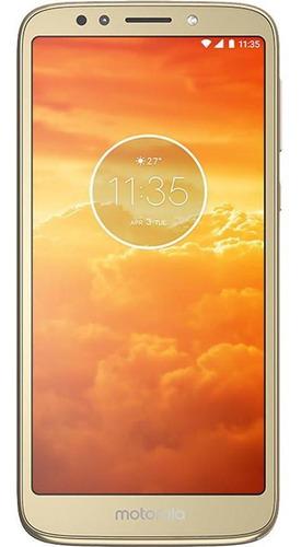 Motorola Moto E5 Play 16gb Usado Ouro Excelente