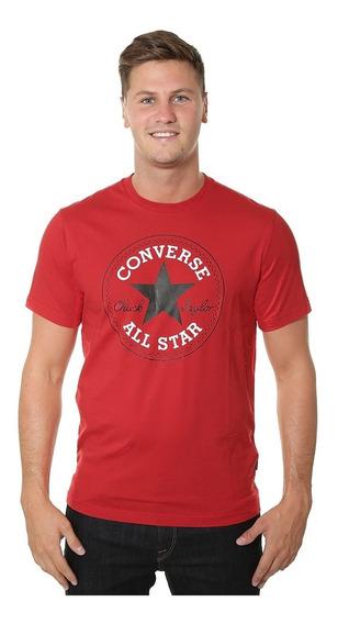 Enamel Red Converse T. L - 12-13 Yrs