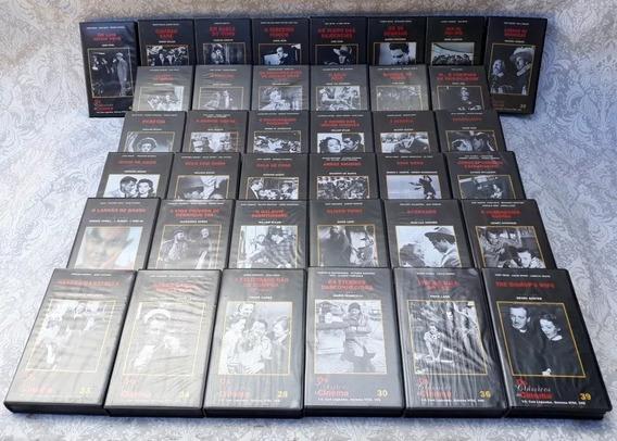 Coleção Clássicos Do Cinema Vhs 38 Filmes Frete Grátis