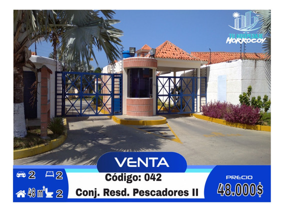 Apartamento Vacacional En Venta En Tucacas Morrocoy Inm-042