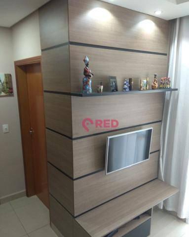 Apartamento Com 2 Dormitórios À Venda, 53 M² Por R$ 205.000,00 - Cidade Jardim - Sorocaba/sp - Ap0273