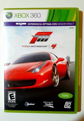 Forza Motorsports 4 Xbox 360 Lenny Star Games