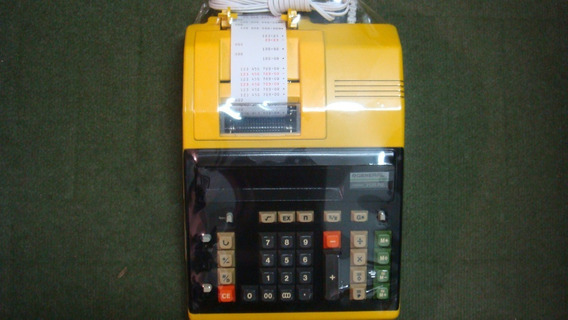 Calculadora General 2120 Pd Retro (semi-nova)