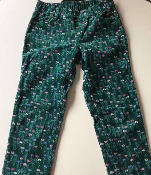 Pantalones De Pana Niña Talla 8, Gymboree, Usados, 3 Piezas