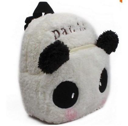 Mochila Panda Niños Pequeños Y Bebés De Peluche