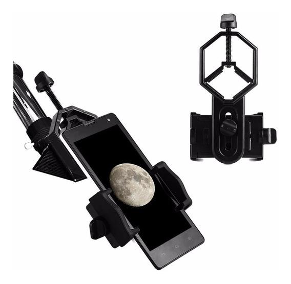 Suporte Adaptador Para Celular - Telecopio