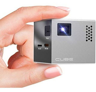 Mini Proyector Portatil Rif6 Cube (nuevo Sale 250usd)