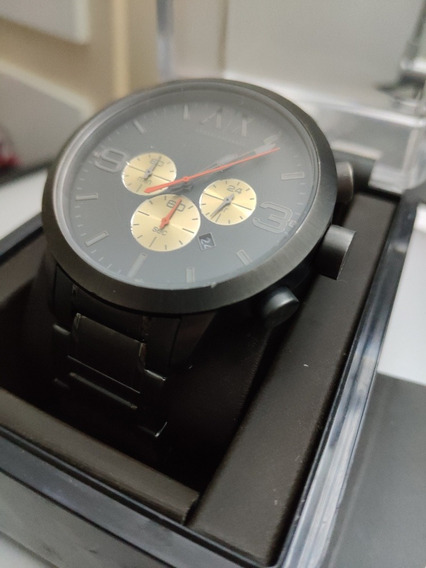 Relógio Armani Exchange Ax1279 Original, Ac Trocas