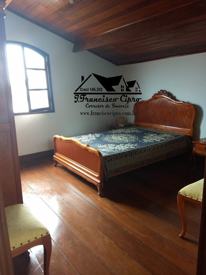 Casa A Venda No Bairro Pedregulho Em Guaratinguetá - Sp. - Cs339-1