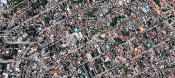 R Projetada A Pal 47068 Qd D Lt 7 Estr Campo Areia, Jacarepagua, Rio De Janeiro - 262912