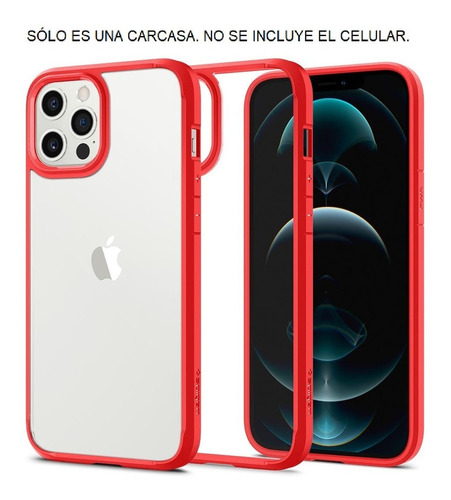 Apple iPhone 12 Pro Max Spigen Ultra Hybrid Carcasa Case