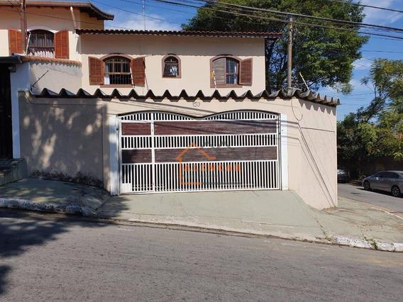 Casa Com 2 Dormitórios À Venda Por R$ 440.000,00 - Itaquera - São Paulo/sp - Ca0014