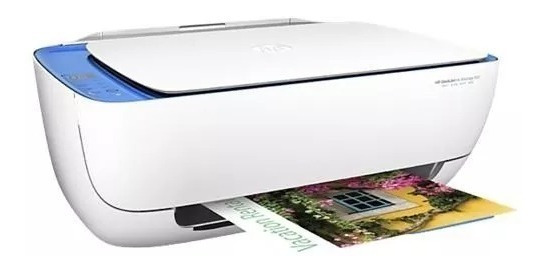 Impressora Multifuncional Hp 3636 Com 4 Cartuchos