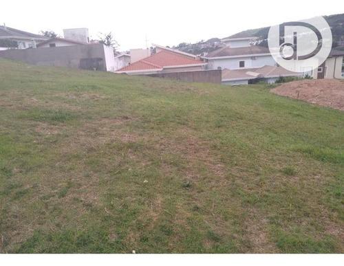 Terreno À Venda, 430 M² Por R$ 430.000,00 - Condomínio Recanto Dos Paturis - Vinhedo/sp - Te1646