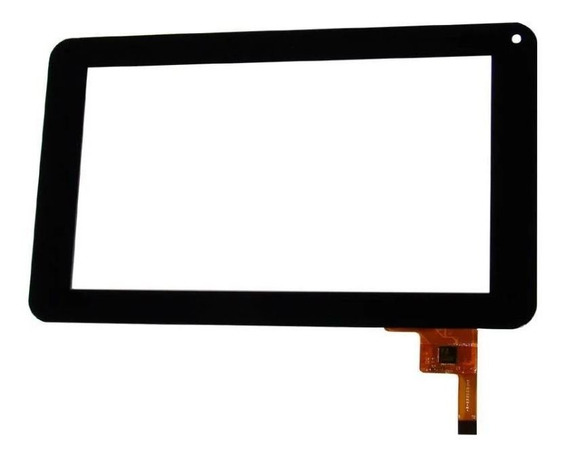 Tela Touch Tablet Cce Motion Tr71 / Tr 71 / 7 Polegadas