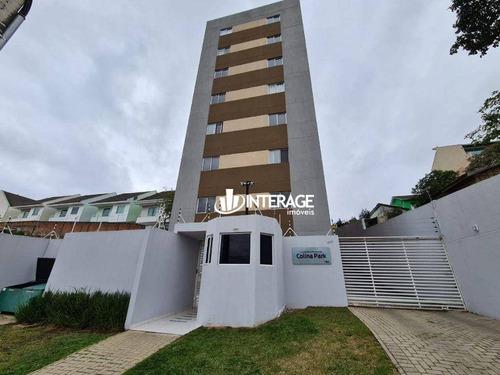 Imagem 1 de 23 de Apartamento Com 2 Dormitórios À Venda, 55 M² Por R$ 239.000 - Tingui - Curitiba/pr - Ap0588