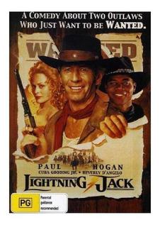 Lightning Jack Australia Ntsc Region 0 Import Dvd Nuevo