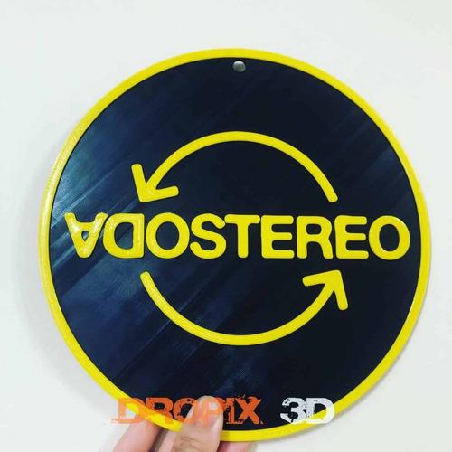 Logos De Bandas En Impresiòn 3d Dropix3d Mar Del Plata